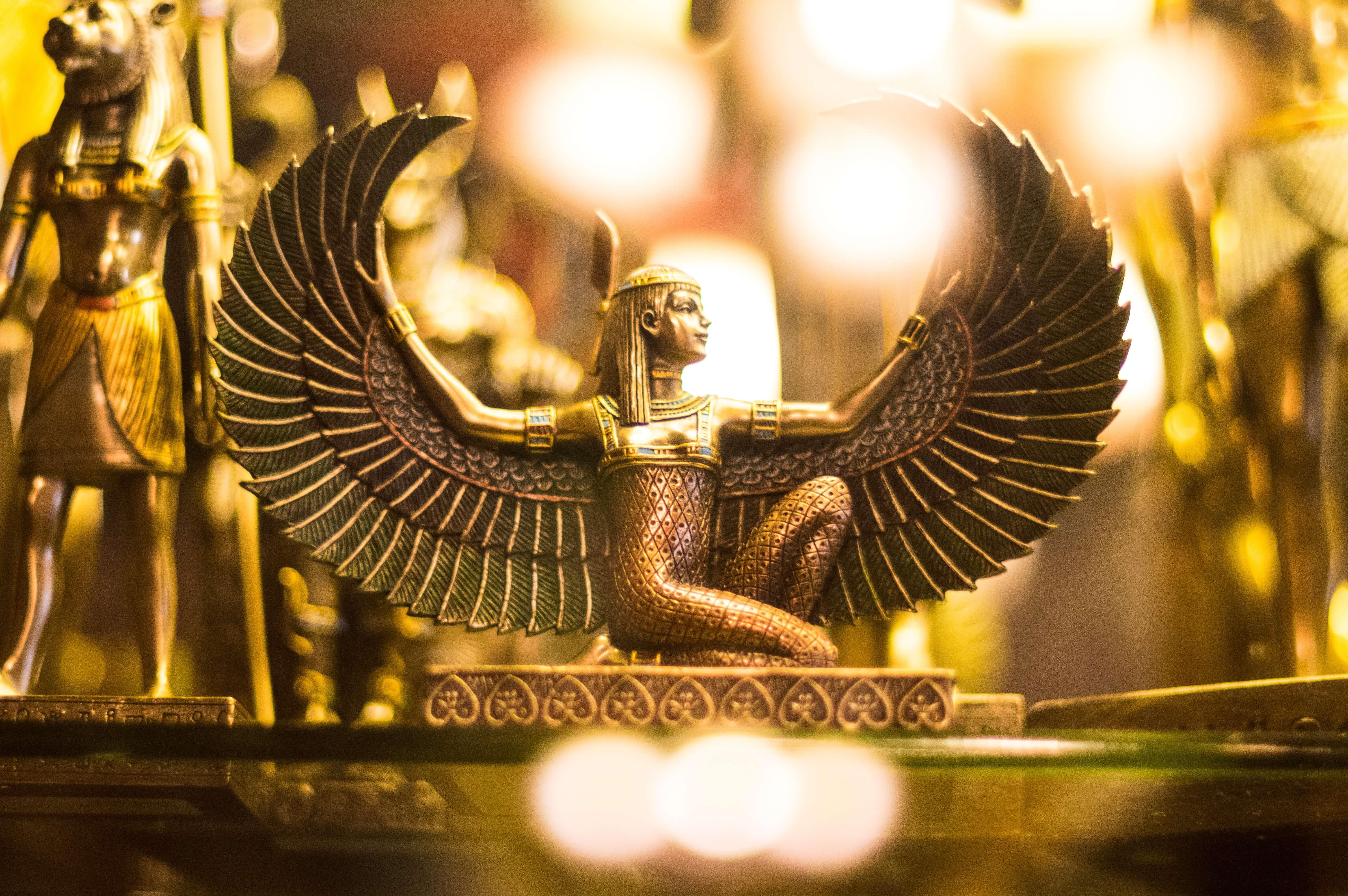 altägyptische kleidung